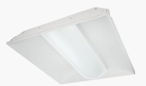 LED Troffer Indirect Fixture