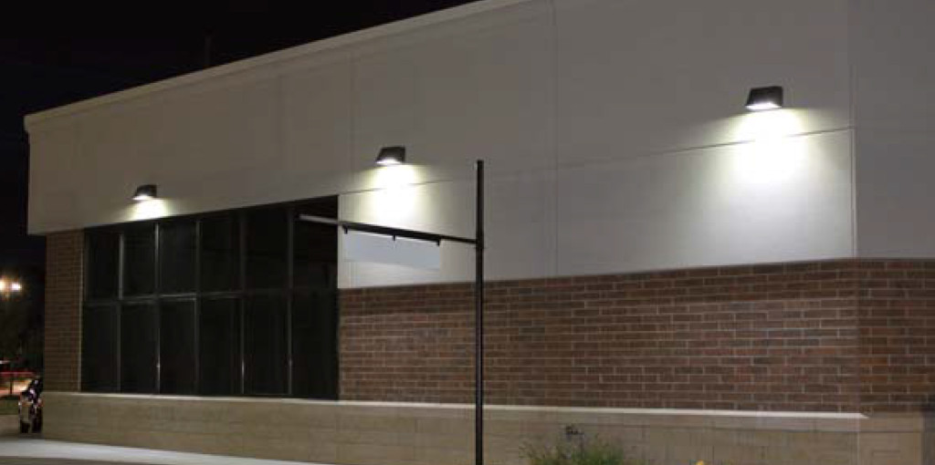 Full Cutoff Wall Packs Enduralite Led Lights